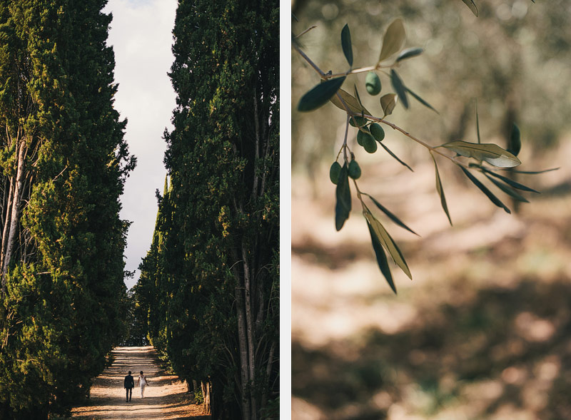 wedding in tuscany ideas