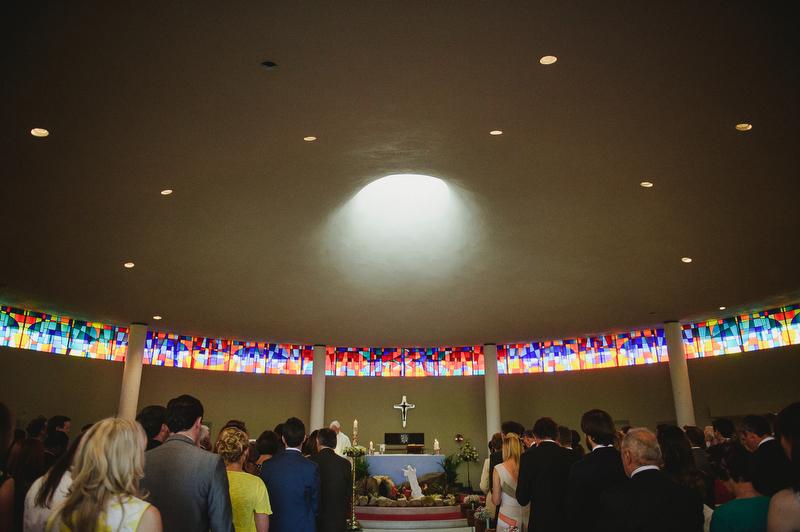burt chapel wedding