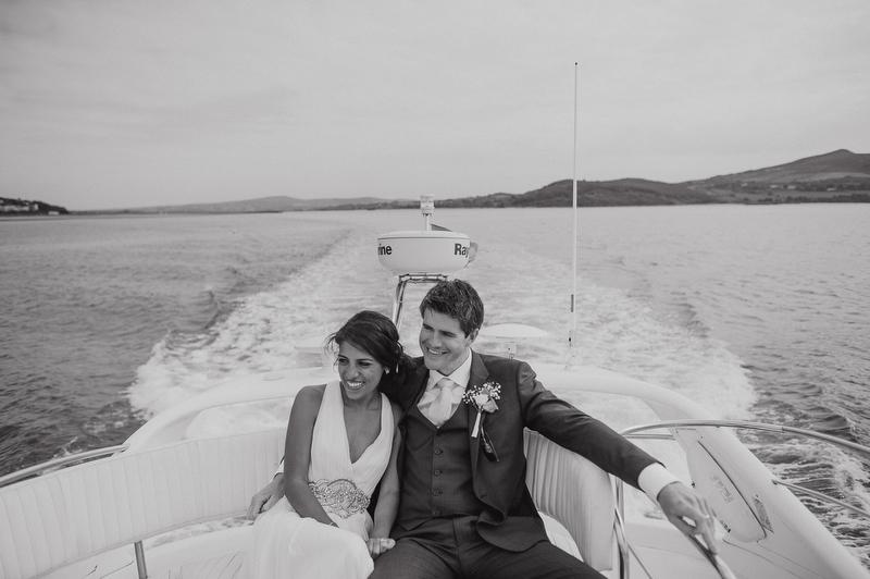 donegal boat wedding ireland