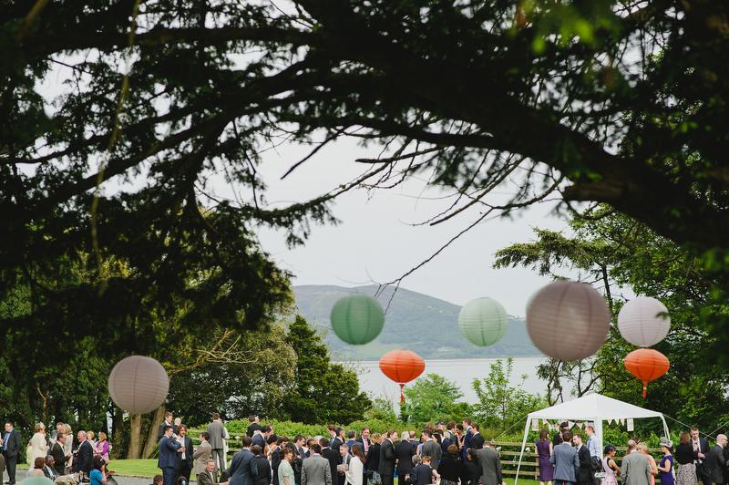 Drumhalla House wedding photo