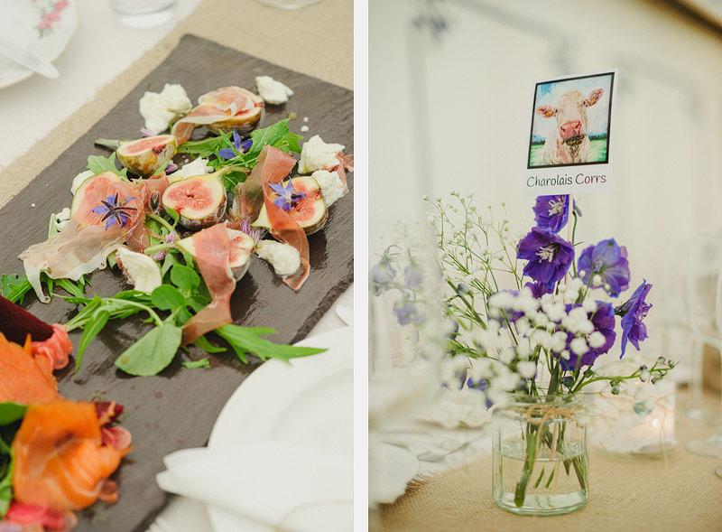 surf n turf street food wedding