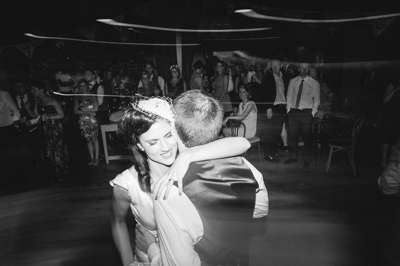 alternative wedding first dance