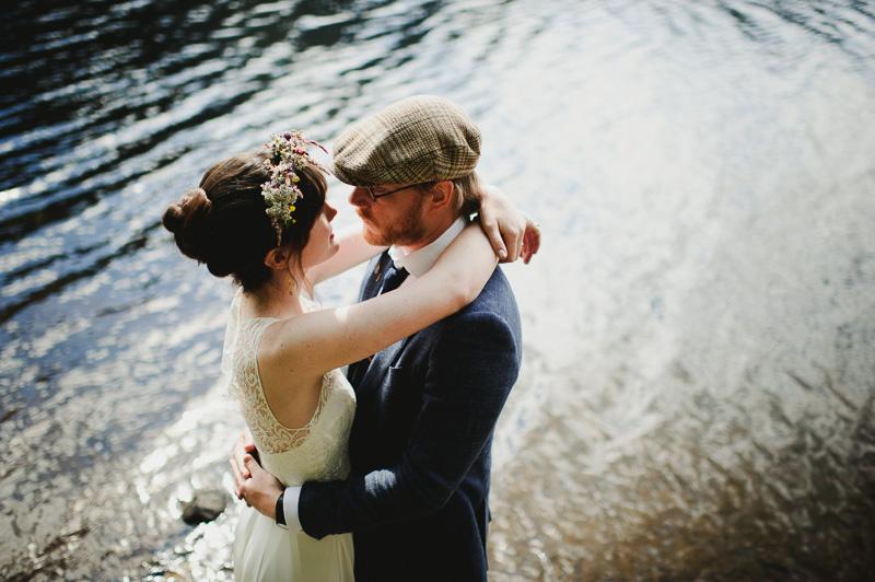 scottish loch wedding photographers