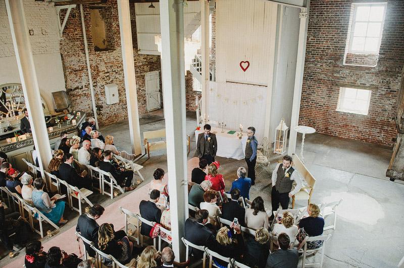 wedding at the millhouse slane
