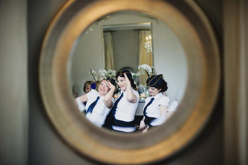 bugle babes wedding
