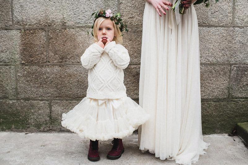 Smock Alley Dublin Wedding Photographer