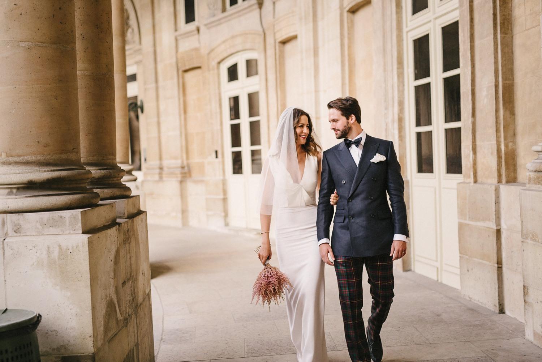 victoria beckham SS15 wedding dress