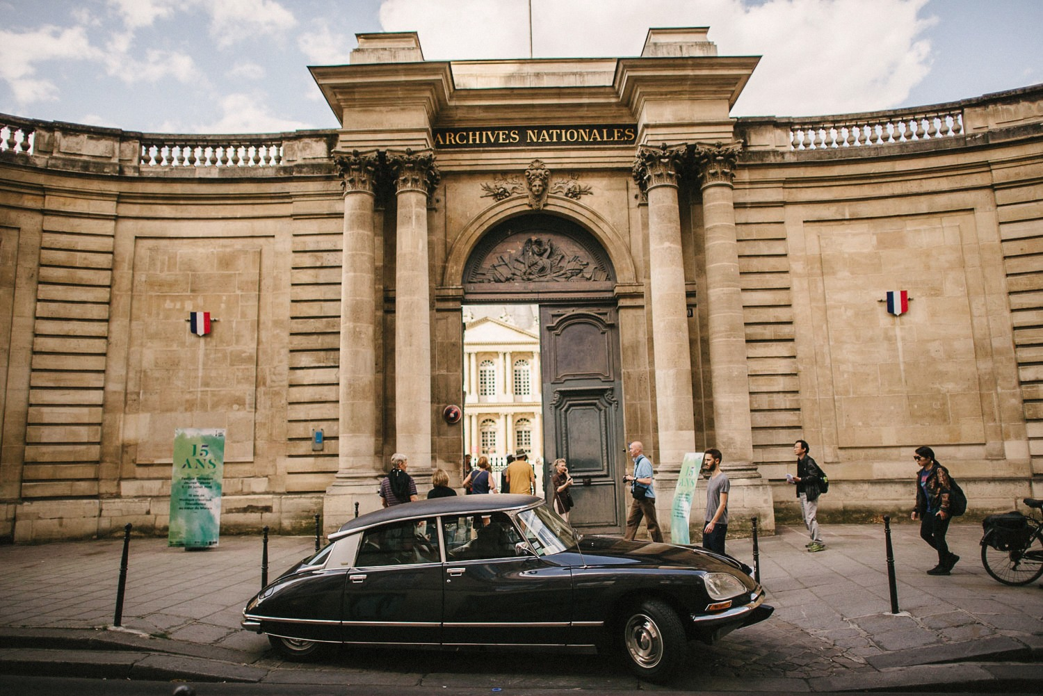 archives nationales wedding