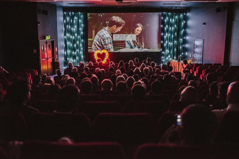 Ireland Cinema Wedding