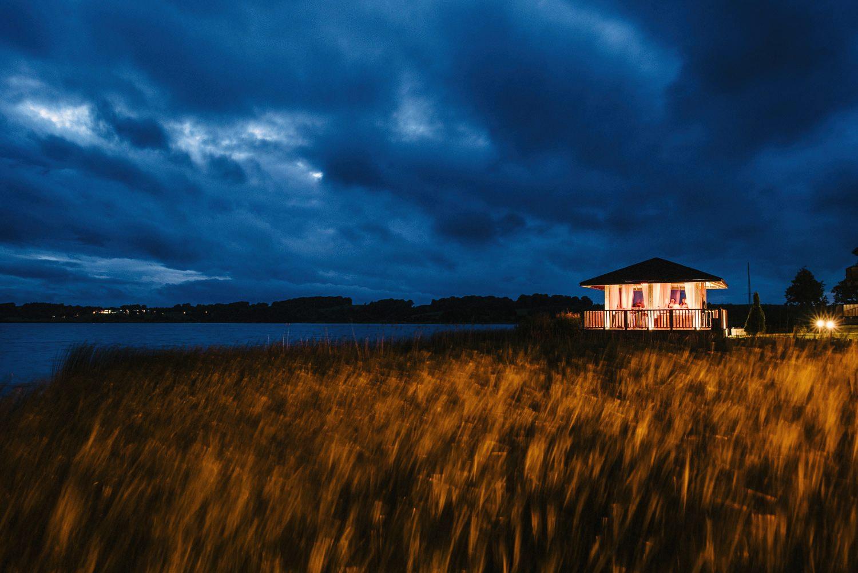 night at wineport lodge athlone ireland