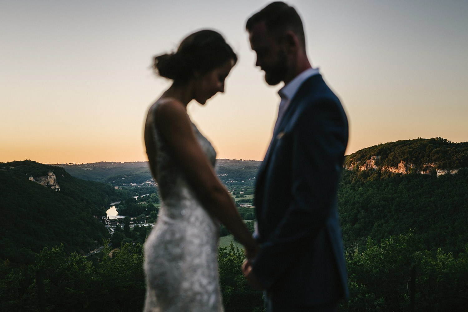 married in dordogne