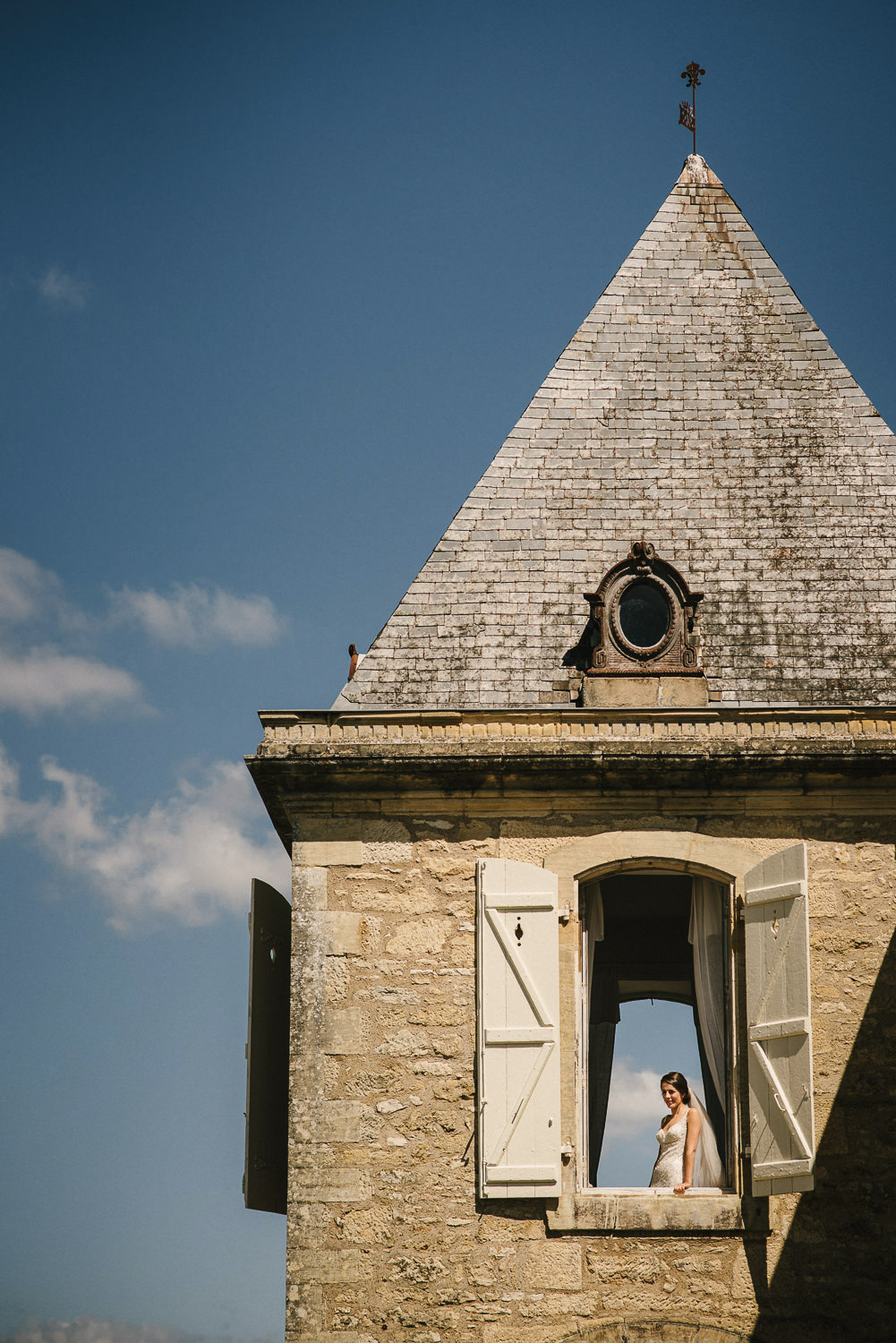 chateau de lacoste wedding photographer