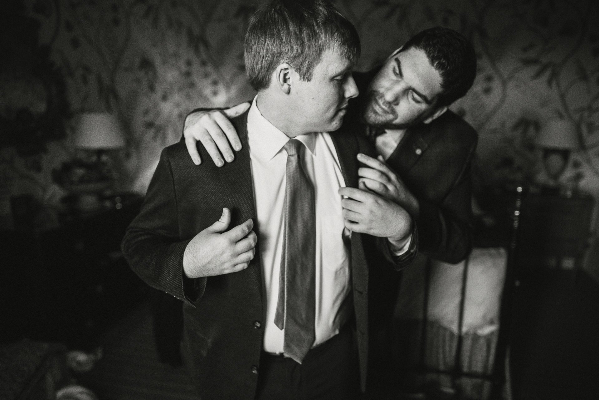 Brett and Ray wedding