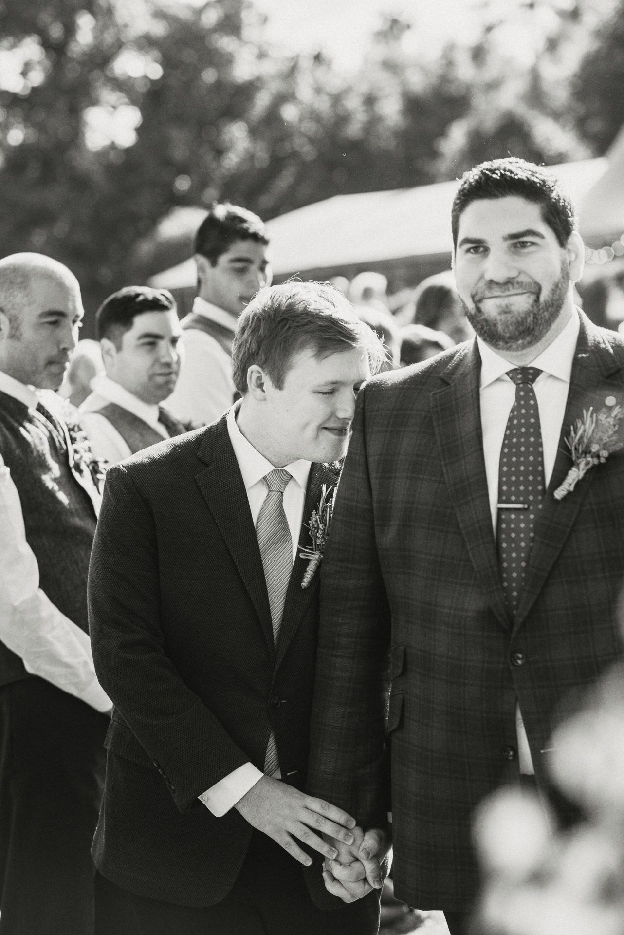 Brett Lemick Wedding