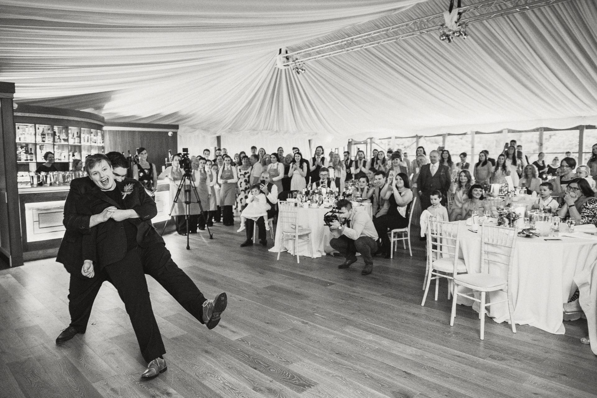 Brett & Ray's Wedding at Virginia Park Lodge, Ireland