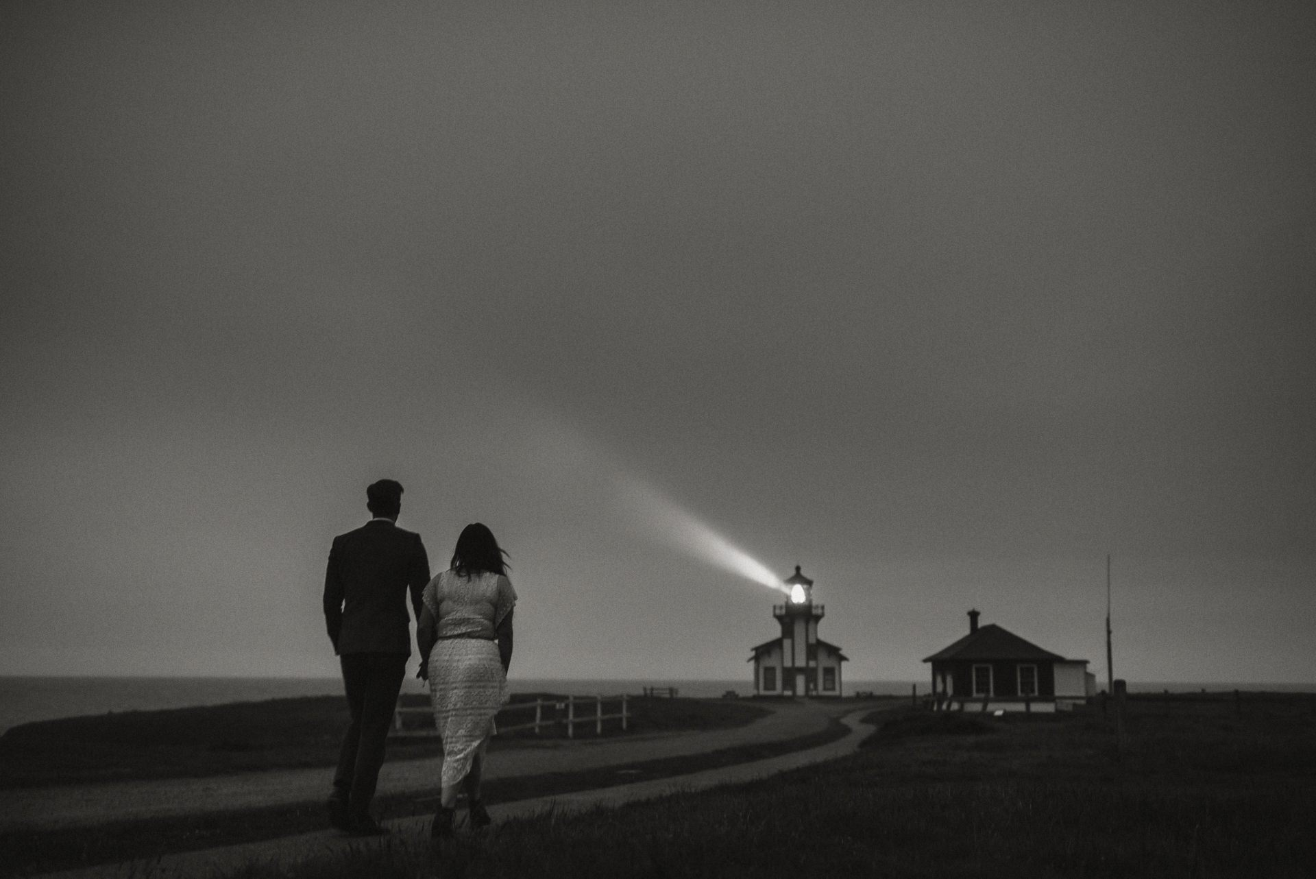 Point Cabrillo Light Station Wedding