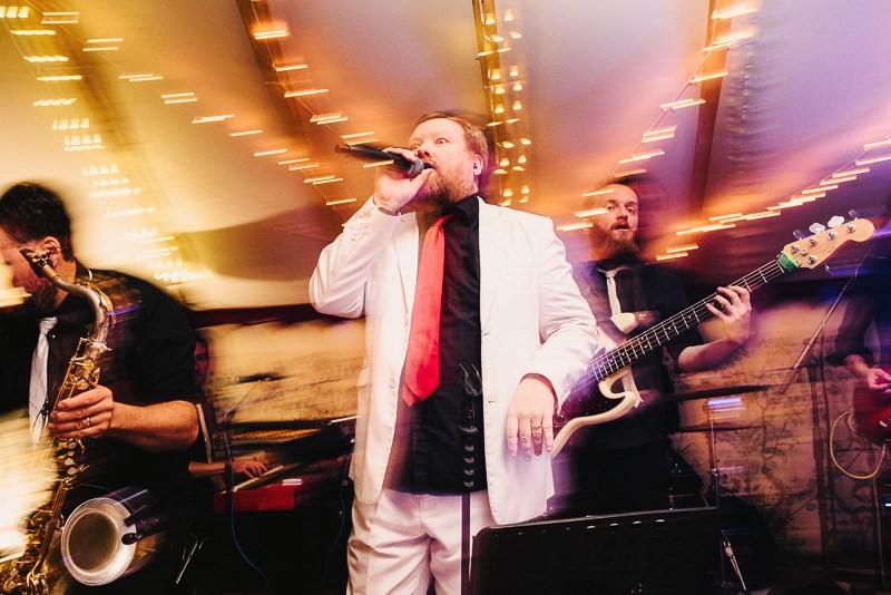 till death do us party wedding band