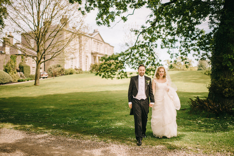 Clandeboye Estate & Courtyard Wedding Portraits