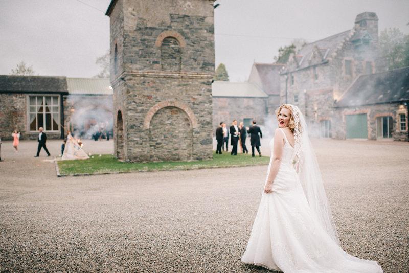 Wedding at Clandeboye Estate & Courtyard