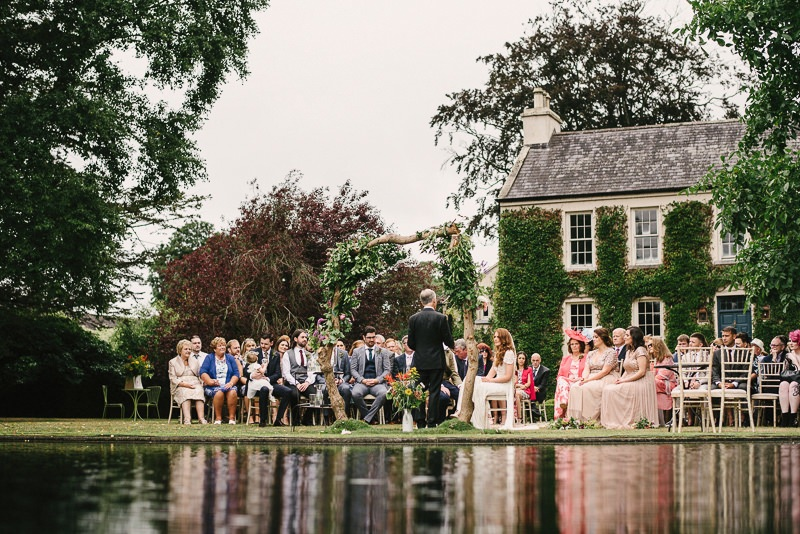Ballintubbert Gardens and House Wedding