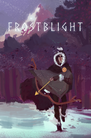 FROSTBLIGHT - 24 part wordless winter tale following a Hunters's struggle against winter.