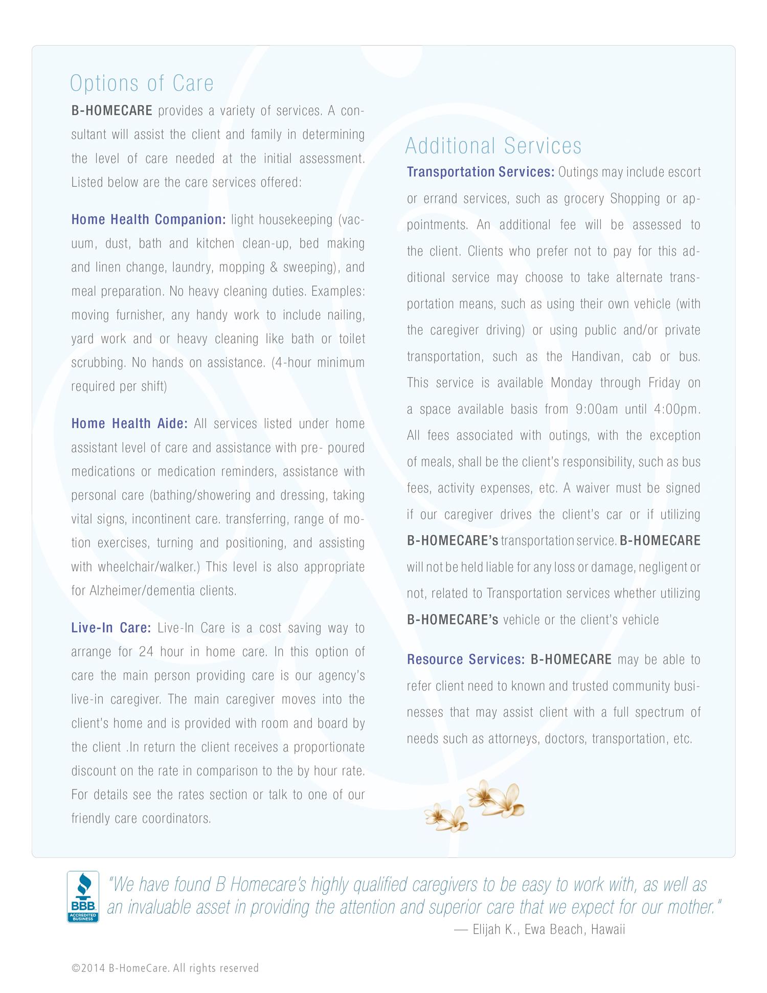 Promotional PDF (3-pg)