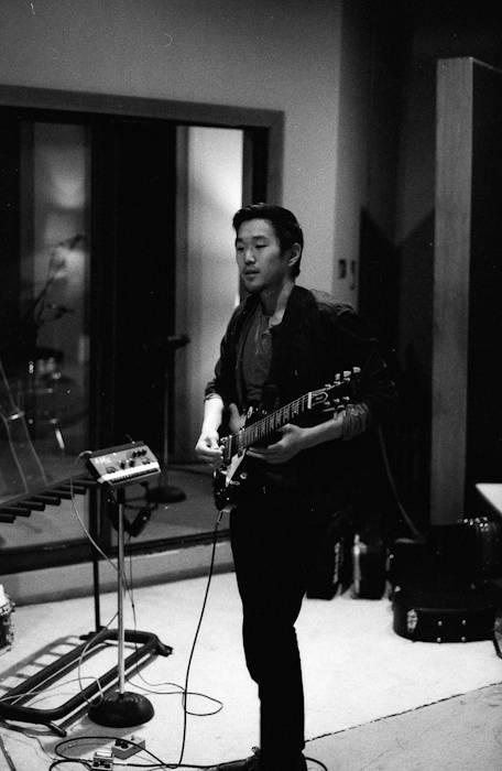 Recording Our Debut Album - 2013