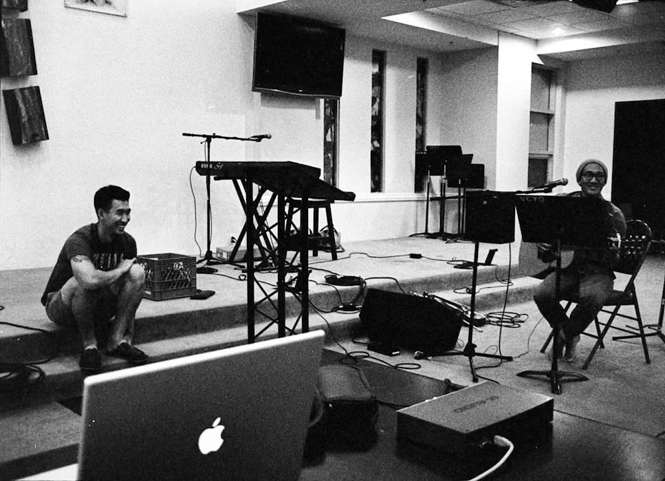 Recording Demos for Debut Album