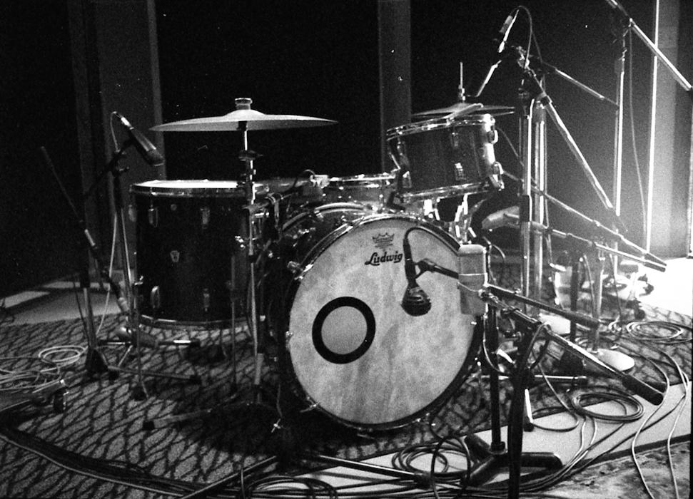 1st Setup for Debut Album - 2013