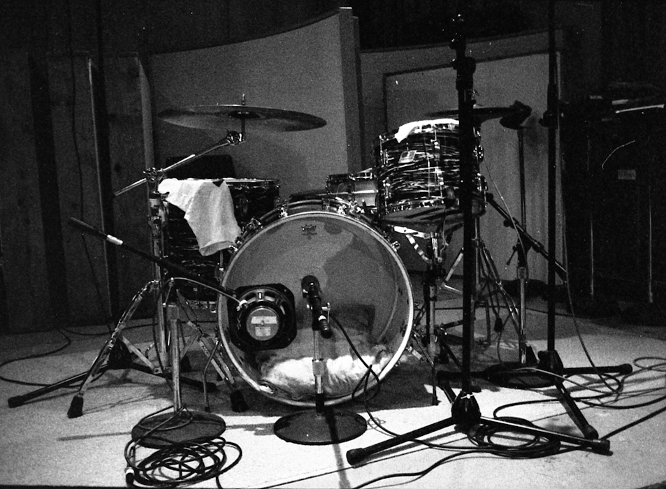 Secondary Setup for Debut Album - 2013