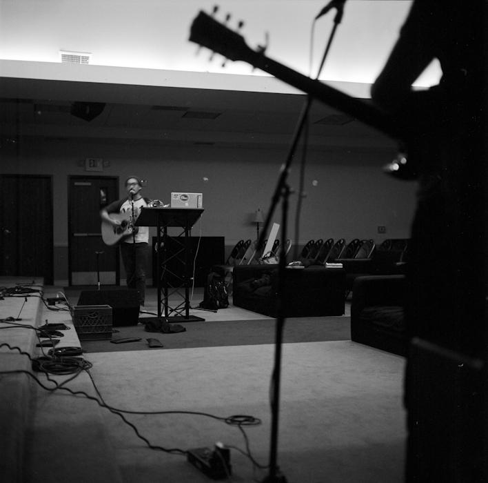 Demoing for Debut Album - 2013