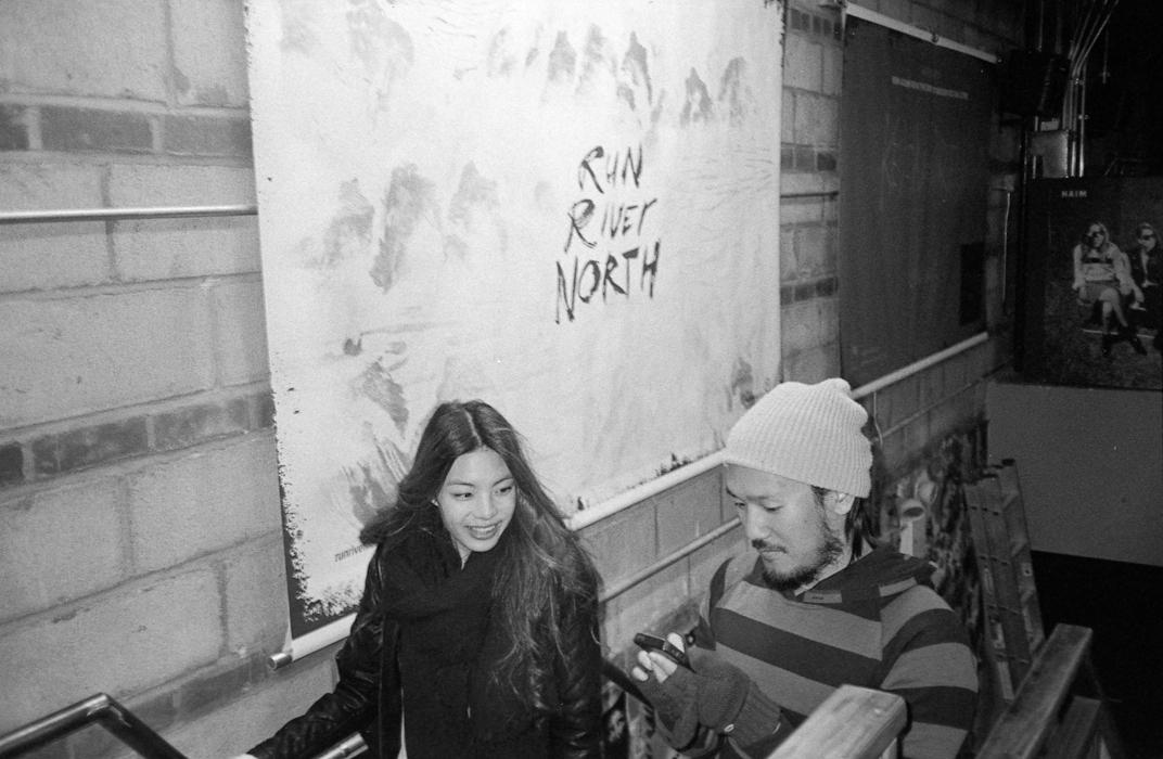 Rough Trade Brooklyn - 2014