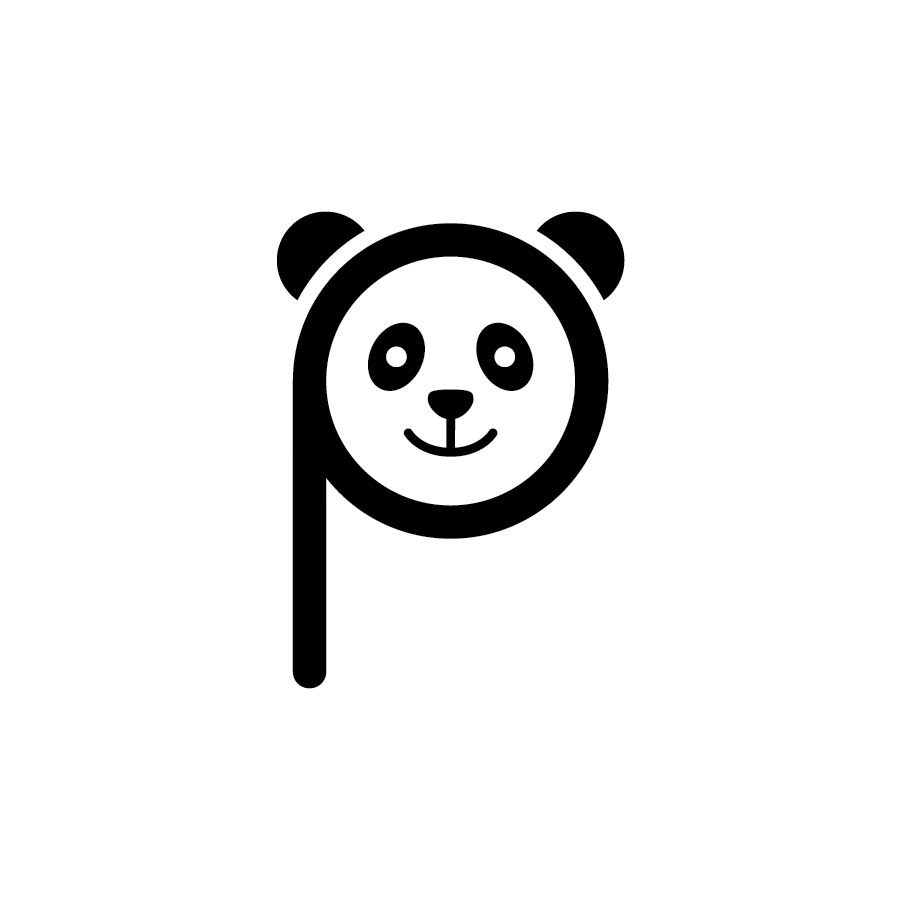 P is for Panda