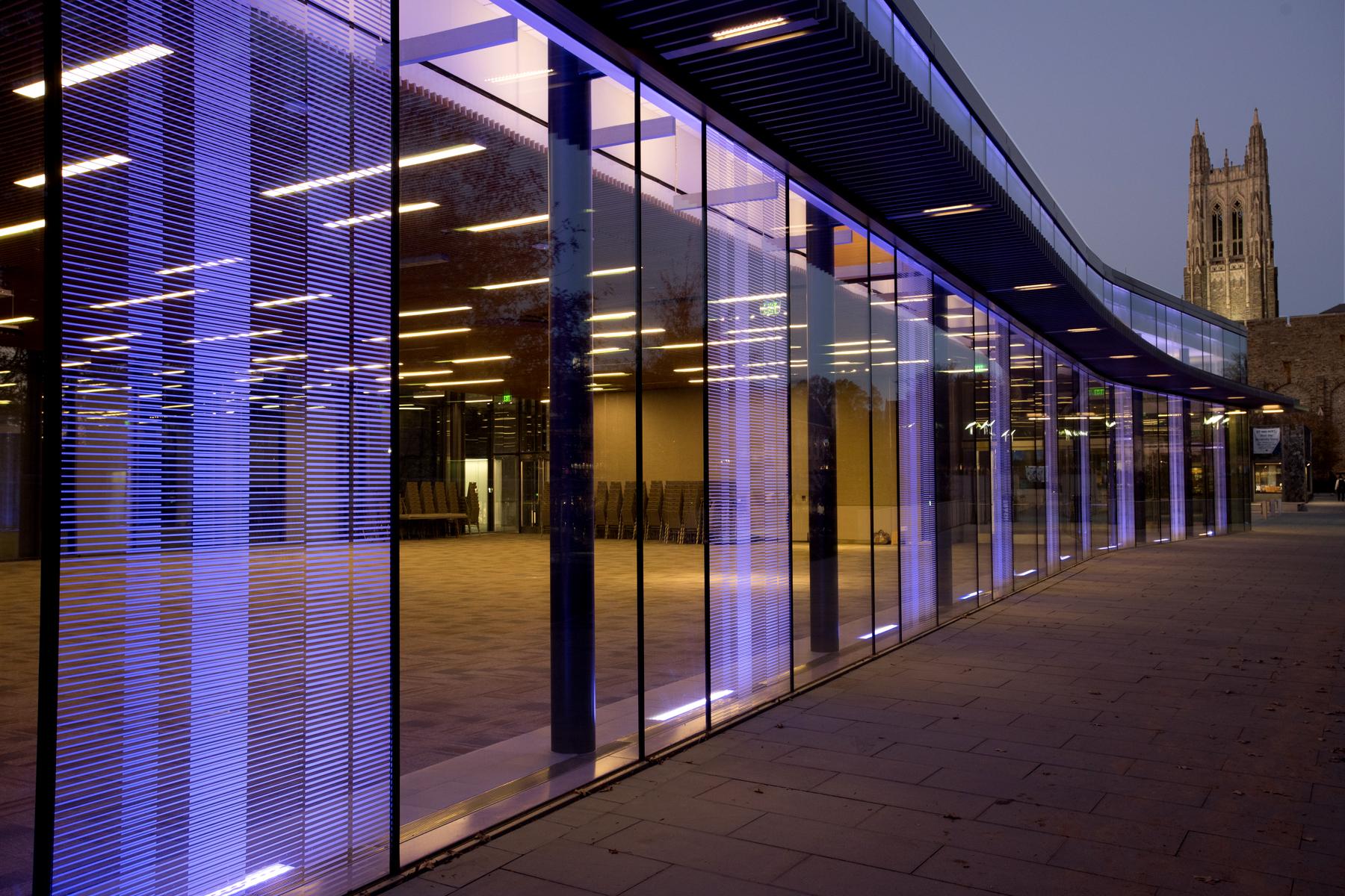 Duke University - Penn Pavillion Exterior