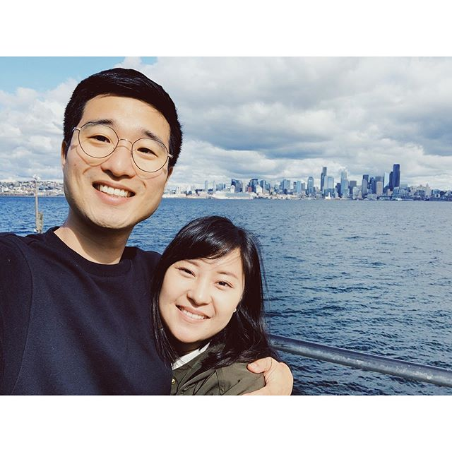 This was probably my 10th #Seattle trip this year... But first time with the wifey!
