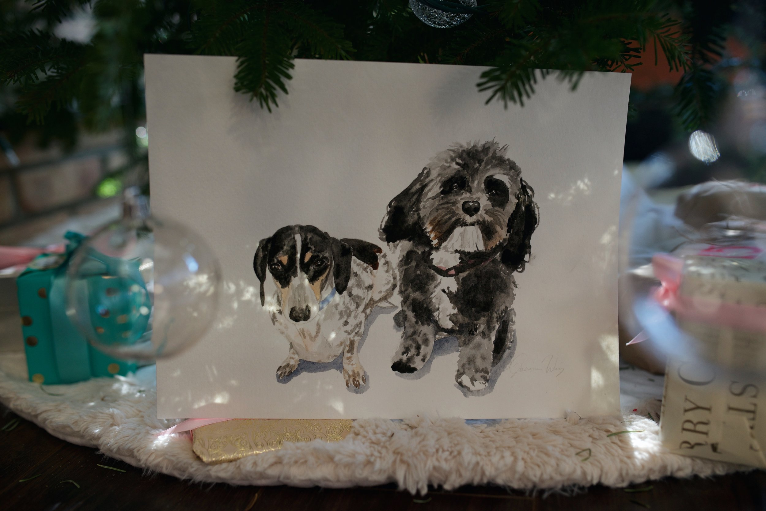 dog lover Christmas gift