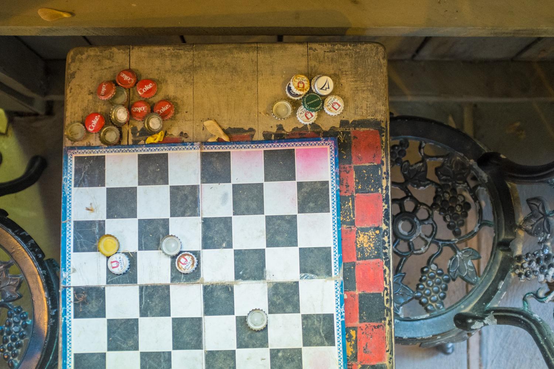 Story Inn Checkers