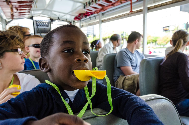 Blow Your Horn - Ride the Ducks, Newport, Kentucky