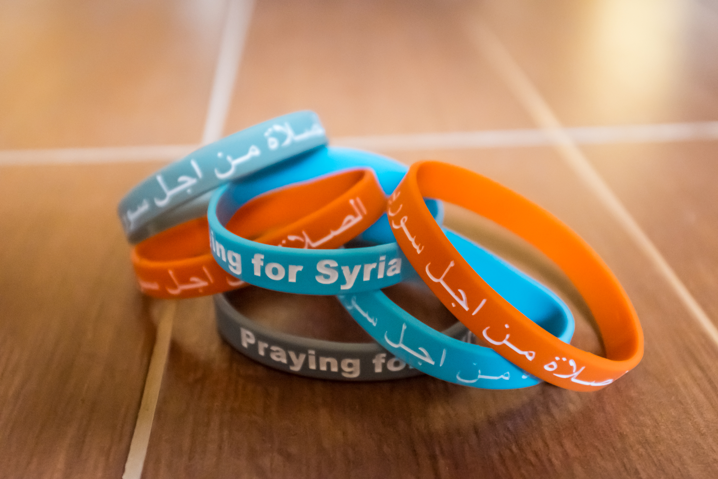 Praying for Syria