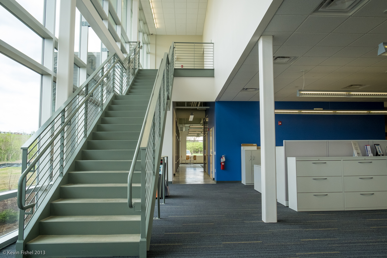 Lobby Stairs_Dayton