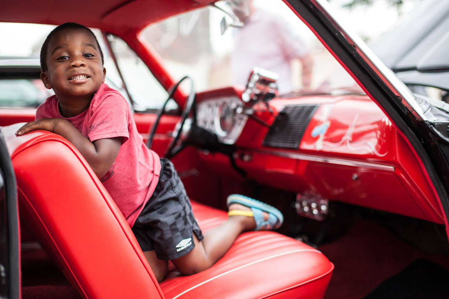 Family friendly fun at Cruisin the Loop in Sharonville