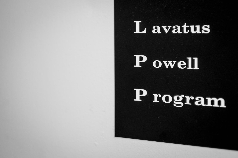 Lavatus Powell Program