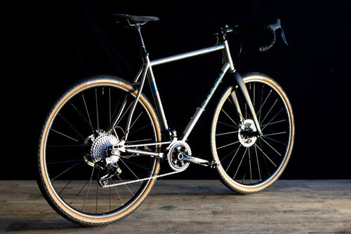Titanium & Steel Gravel, Mountain and Road Bikes | CHUMBA