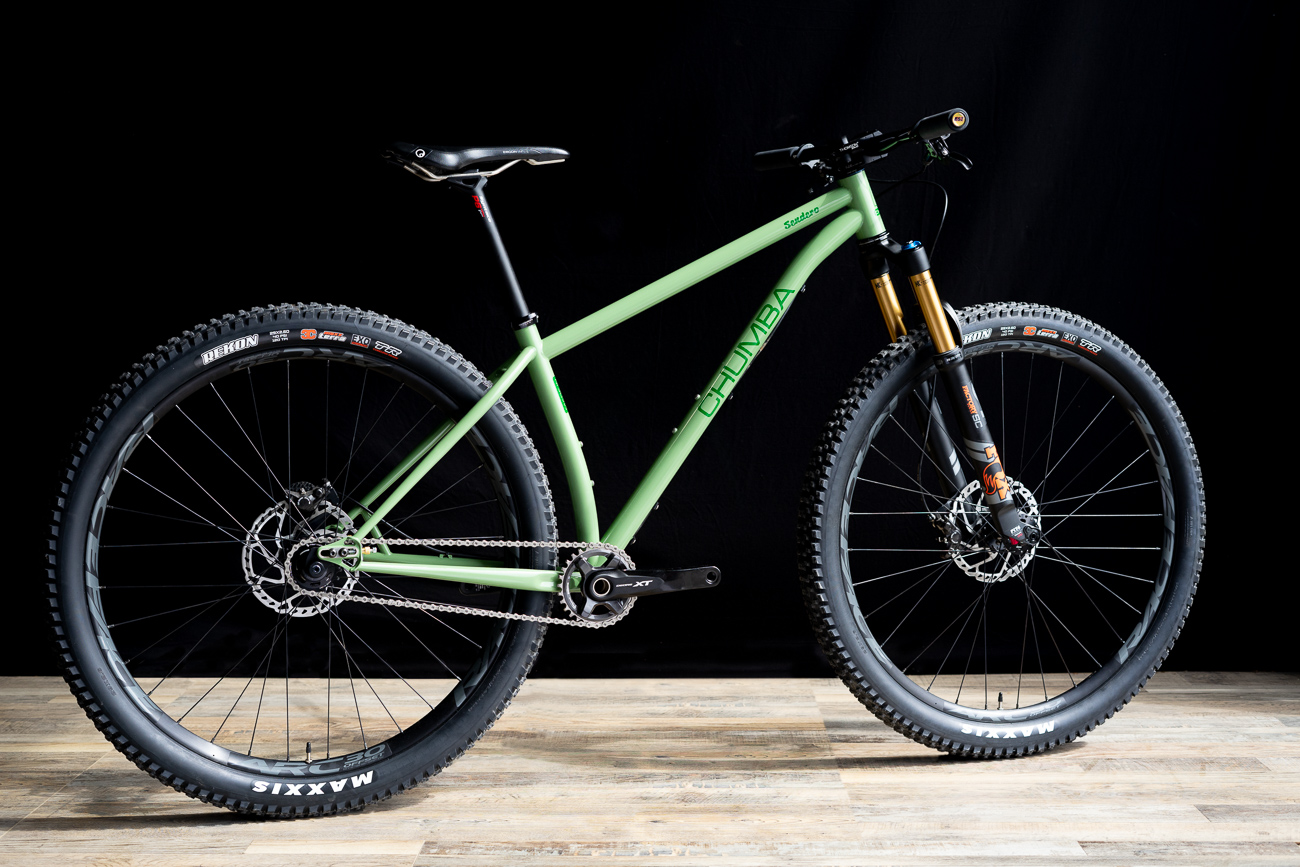 "Sendero Steel - 29er up to 2.8"" or 27plus up to 3.0"""