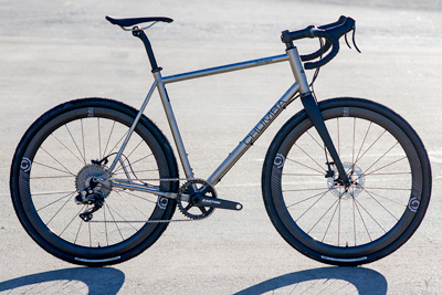 - Steel Race and Titanium All Road