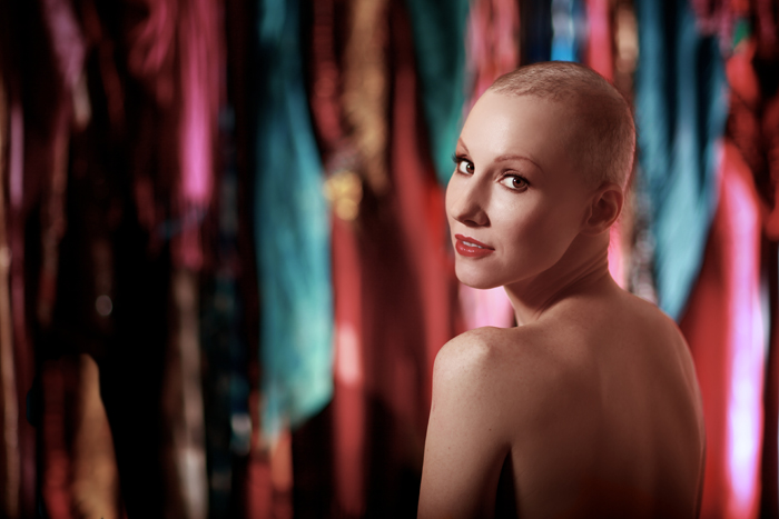 Danielle, Hodgkin's Lymphoma Survivor by Adam Sebastian West