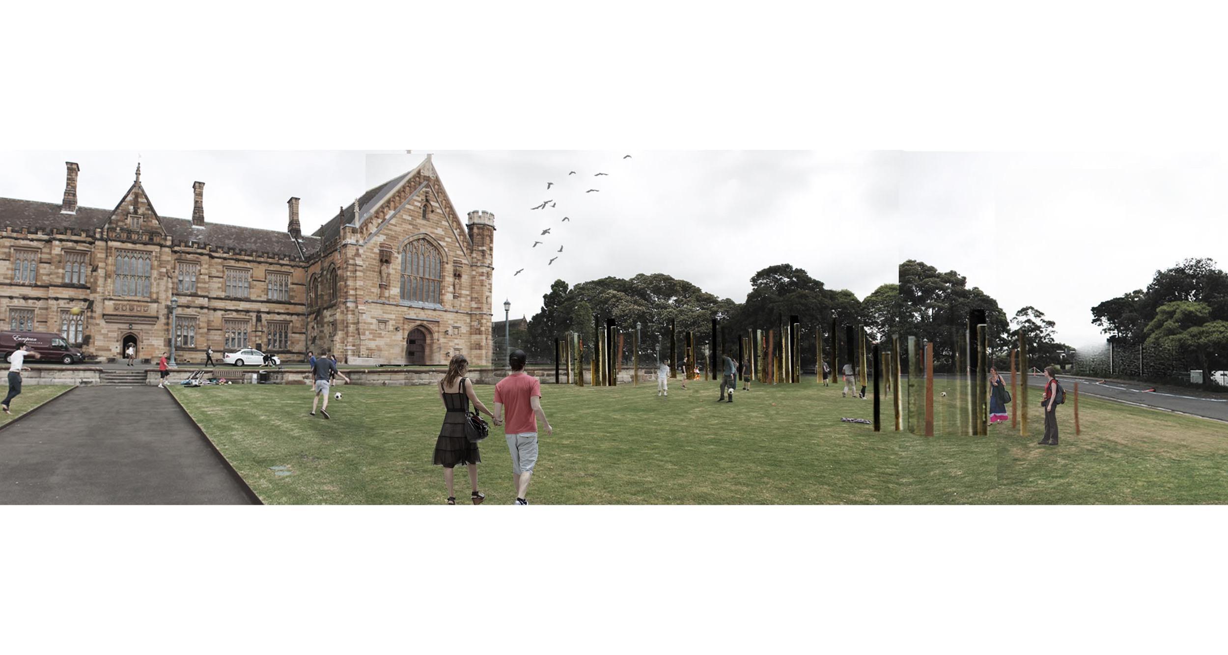 Edge of Trees- University of Sydney