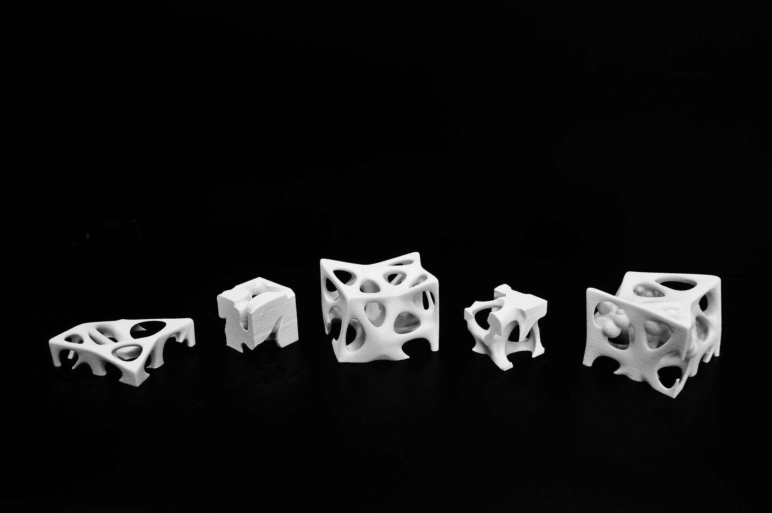 Digital Fabrication models