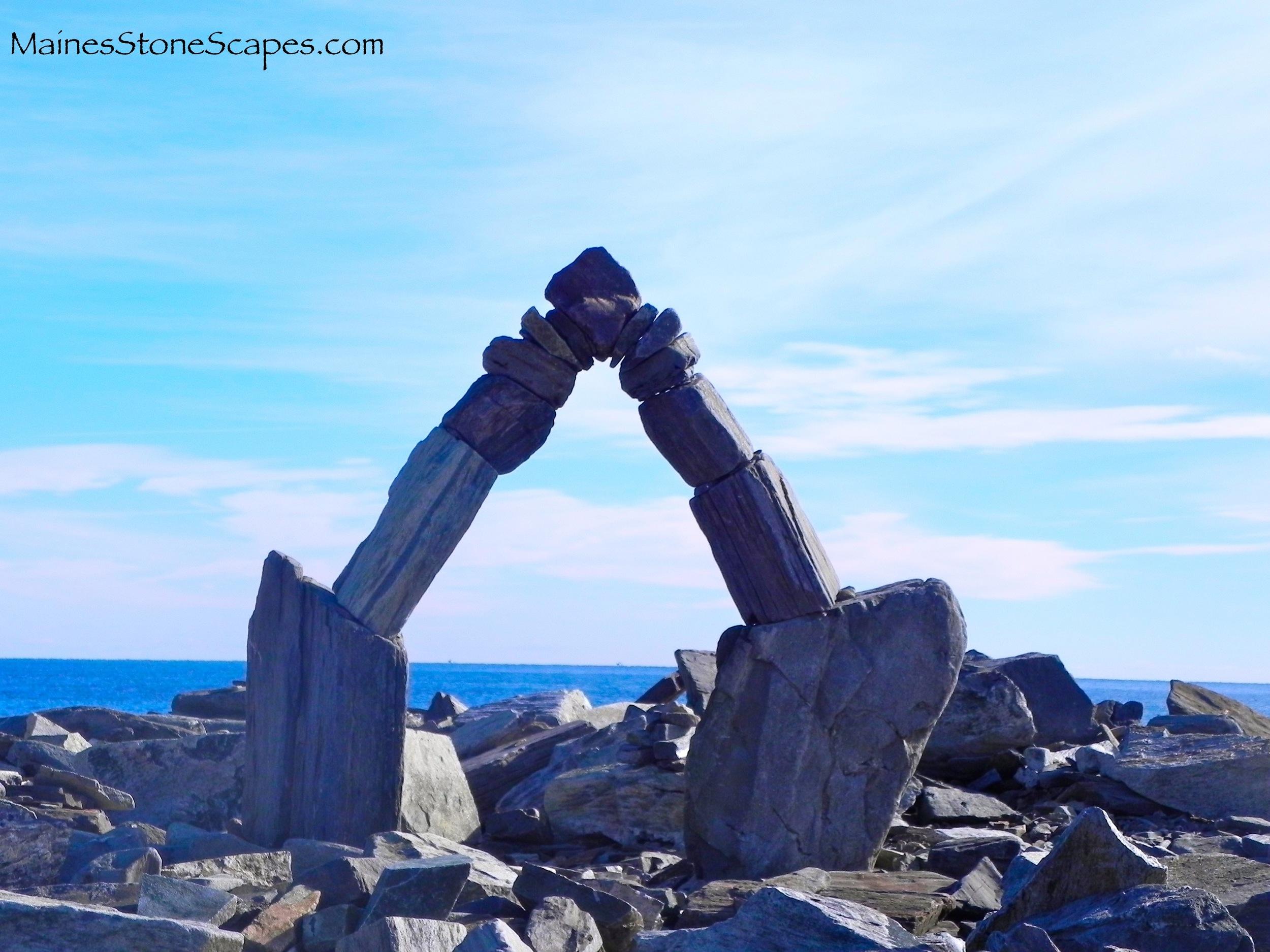 Big     Peaks Island, Me. 2014