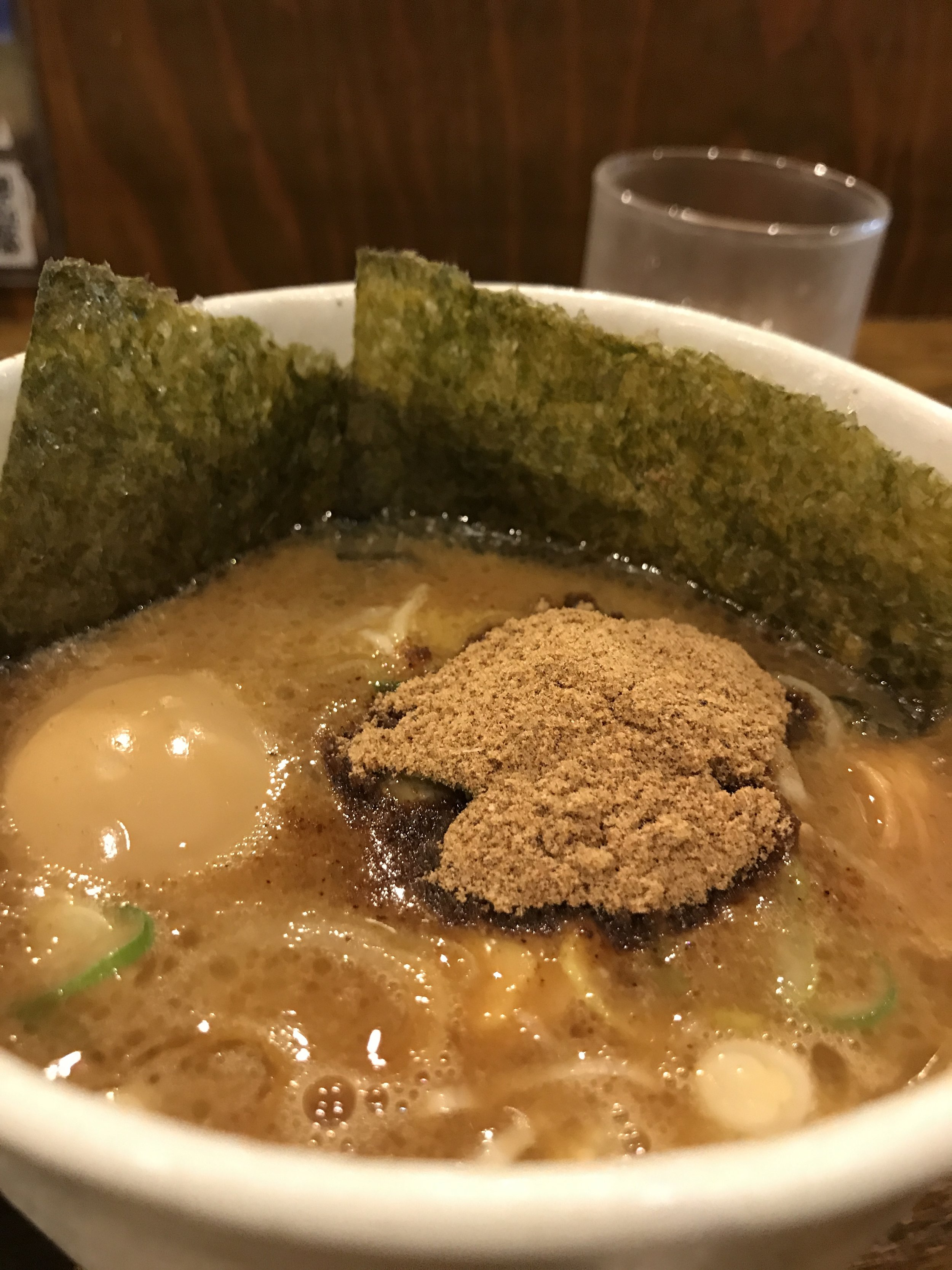 fuunji tsukemen dipping sauce